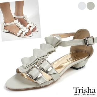 Picture of Trisha T-Strap Sandals 1022870689 (Sandals, Trisha Shoes, Korea Shoes, Womens Shoes, Womens Sandals)