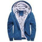 Fleece Lined Hooded Jacket 1596
