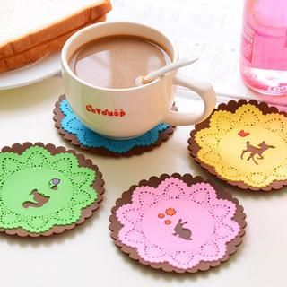 Silicone Cup Mat 1039498156