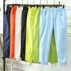 Linen Harem Pants 1596