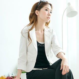 Buy Tokyo Fashion 3/4-Sleeve Blazer 1023062901