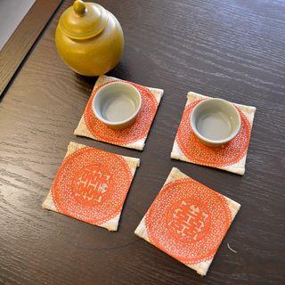 Set: Cup Mat 1063880680