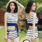 Print 2-piece Swimsuit 1596