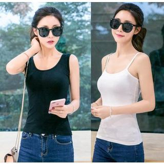 Plain Tank Top / Camisole 1054981134