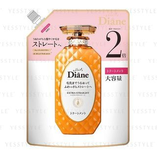 Moist Diane - Perfect Beauty Extra Straight Treatment (Refill) 660ml 1065549276