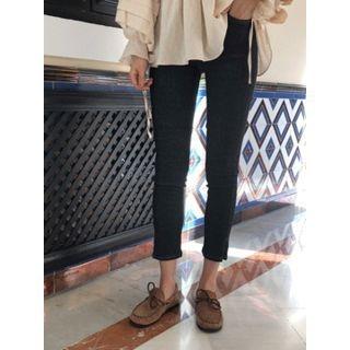 Slit-Side Skinny Jeans 1065164106