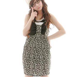 Buy ZOO Bow-Accent Sleeveless Dress 1022457693