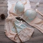 Set: Lace Bra+Panties 1596