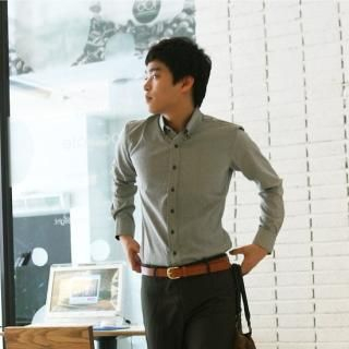 Picture of BoynMen Long Sleeve Shirt 1021480552 (BoynMen, Mens Shirts, Korea)