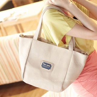 Handbags Faux-Leather Tote