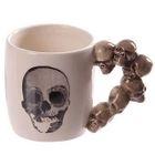 Skull Mug 1596