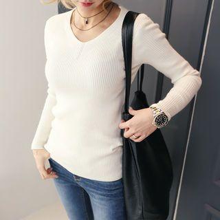 Ribbed Slim-Fit T-Shirt 1057207523