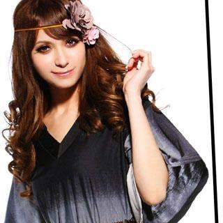 Buy Tian Mu Tie-Dye V-Neck Maxi Dress 1022793375