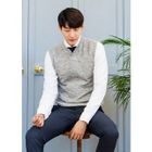 Round-Neck Sleeveless Knit Top 1596