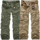 Straight-Leg Cargo Pants 1596