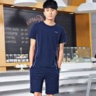 Set : Short-Sleeve T-shirt + Shorts 1596
