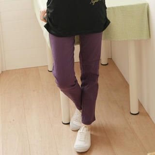 Buy F-DNA Cotton Slim-Fit Pants 1022878152