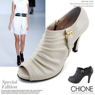 Buy Chione Open Toe Platform Pumps 1022273513