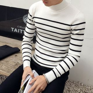 Ribbed Striped Sweater 1055200317