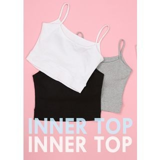 Cropped Camisole Top 1050657135