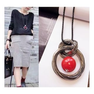 Knot Necklace 1053693598