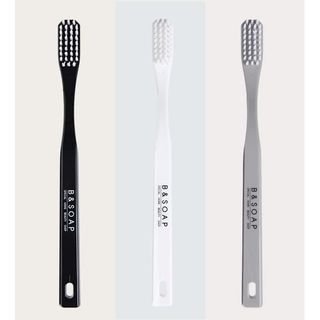 B & SOAP - Something Special Toothbrush (3 Colors) Black 1065595323