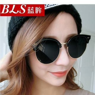 Round Sunglasses 1059657502
