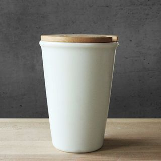 Handmade Cup with Lid 1048563553
