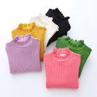 Kids Frill Trim Sweater 1596