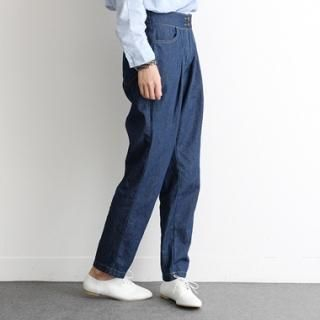 Picture of HARU Baggy Pants 1022781555 (Womens Baggy Pants, HARU Pants, South Korea Pants)