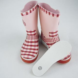 Image of Kids Patterned Mid-Calf Boots