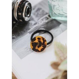 Leopard-Disc Elastic Hair Tie 1060973206