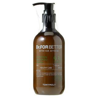 Tony Moly - Dr.For Better Catechin Shampoo 300ml 300ml 1062128672