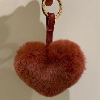 Image of Furry Key Chain