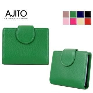 Picture of AJITO Genuine Leather Wallet with Card Holder 1022447837 (AJITO, Wallets, Korea Bags, Womens Bags, Womens Wallets)