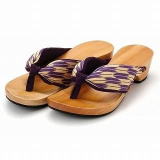Buy Mizutori Wood Sandals 1019588148