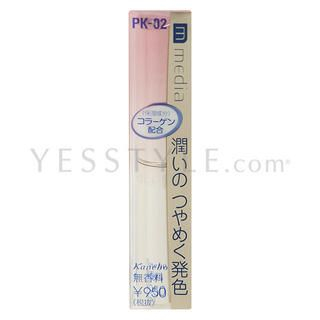 Media Shiny Essence Lip (PK-02)