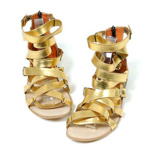 Picture of deepstyle Leather Sandals Orange Brown - XXL 1022547902 (Sandals, deepstyle Shoes, Korea Shoes, Mens Shoes, Mens Sandals)
