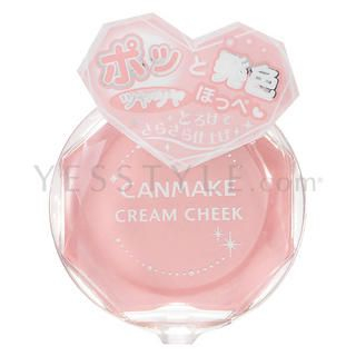 Cream Cheek (#13 Love Peach) 1 pc
