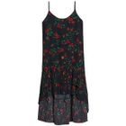 Floral Strappy Midi Dress 1596