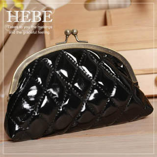 Buy Hebe Kiss-Lock Quilted Clutch 1021372542