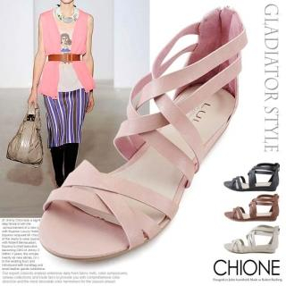 Picture of Chione Gladiator Sandals 1022657244 (Sandals, Chione Shoes, Korea Shoes, Womens Shoes, Womens Sandals)