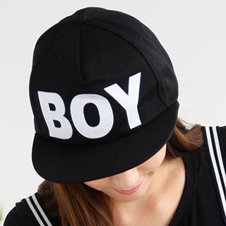 Image of Boy Print Baseball Cap