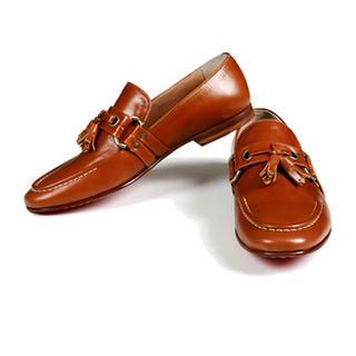 Buy Purplow Tassel Detailed Loafer 1010043721
