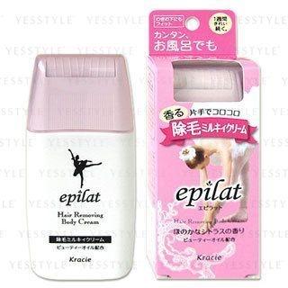 Kracie - Epilat Hair Removing Milky Cream 100g 1057341492