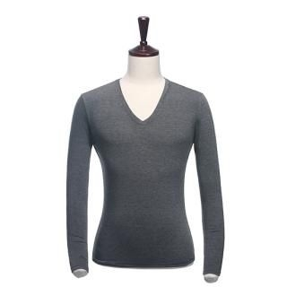 Buy STYLEHOMME V-Neck Long-Sleeve T-Shirt 1023047946
