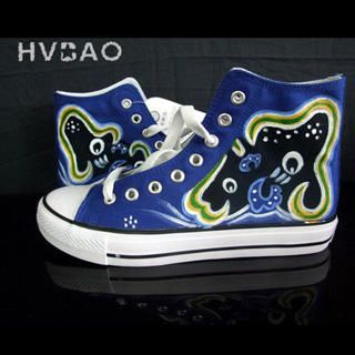 Buy HVBAO  Monster  High-Top Sneakers 1020468916
