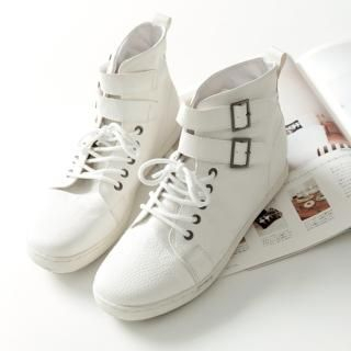 Buy MALL-LA High Top Sneakers 1022867708