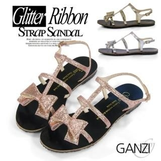 Buy ganzi Glitter Sandals 1022904659