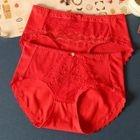 Set of 2: Lace Panel Panties 1596